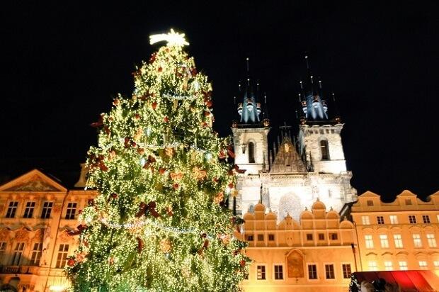 クリスマスの風景